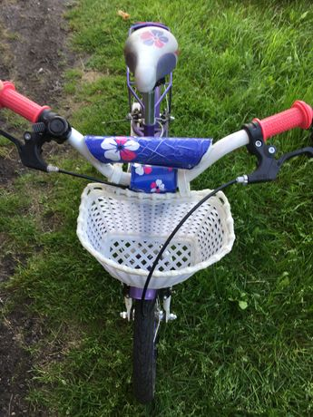 Rower dziecięcy teamrider