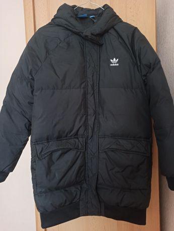 Зимний пуховик Adidas (nike puma the north face)