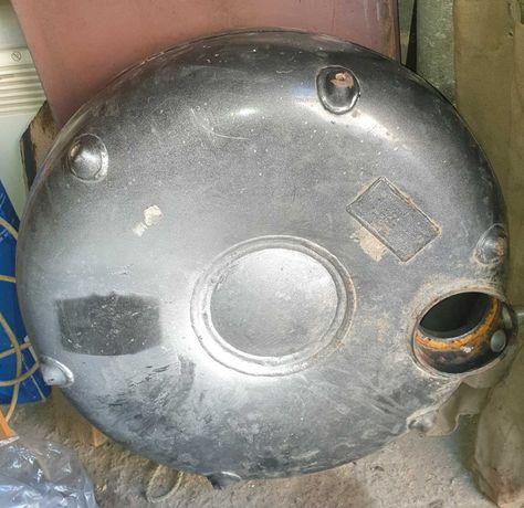 Тороидальный газовый баллон (таблетка)