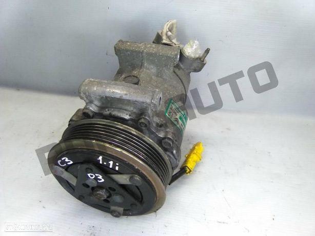Compressor De Ar Condicionado 96462_73380 Citroen C3 I 1.1 I