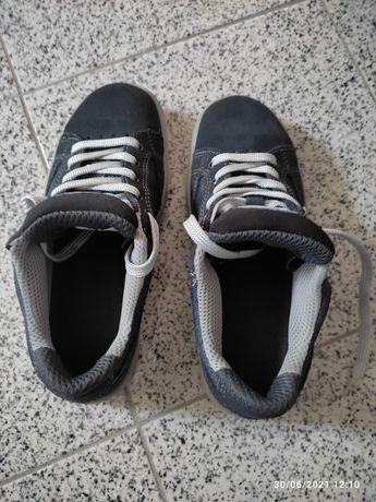 Sapato de trabalho