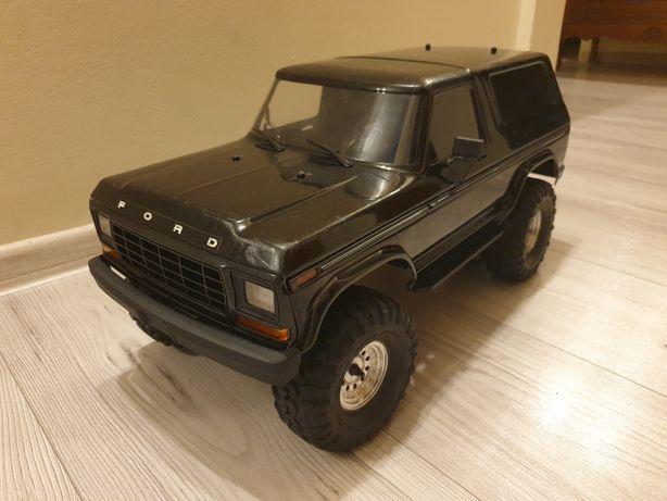 Traxxas TRX-4 Ford Bronco rc trial crawler