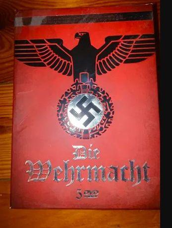 DVD Die Wehrmacht od powstania do upadku