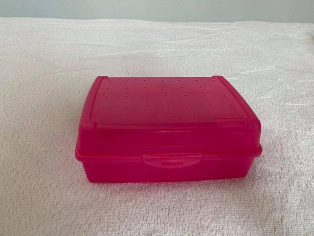 Pudełko śniadaniowe plastikowe - HIT!