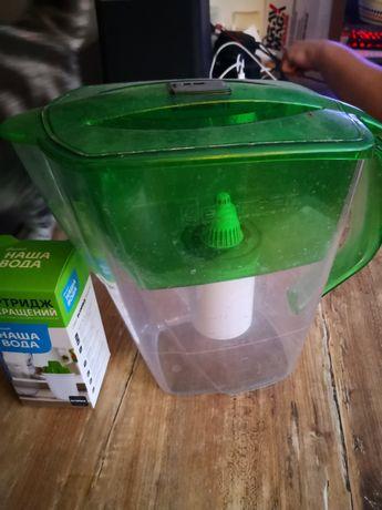 Фильтр для воды Наша вода