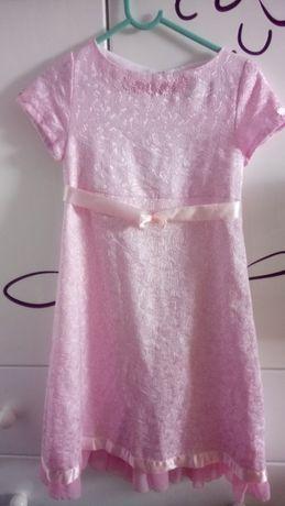 sukienka wizytowa, na szczególne okazje, piękna, 128 - 134