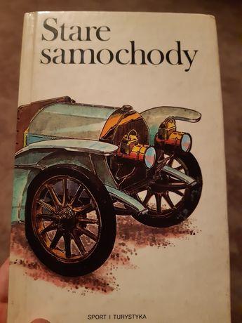 Stare samochody książka