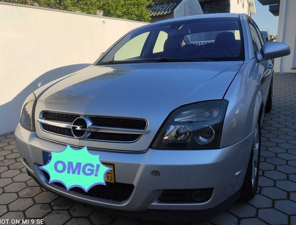 Opel Vectra GTS - Oferta barras tejadilho