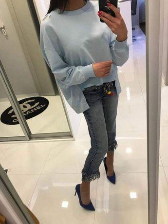 Bluza tunika wiosenna promocja