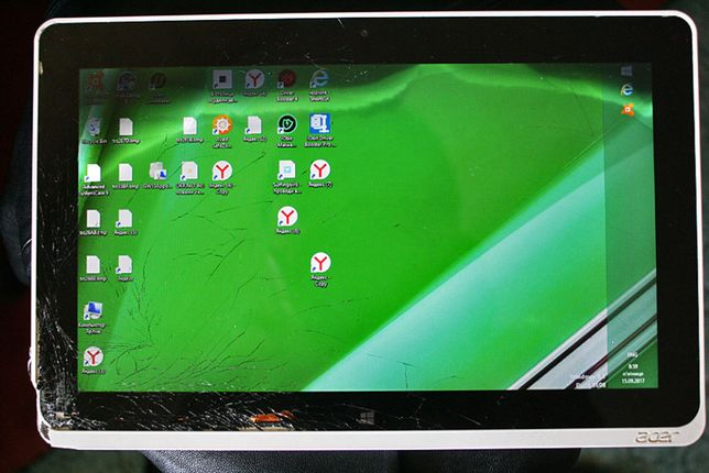 Планшет ACER_Windows 8