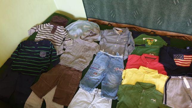 Ubranka dziecięce, dla chłopca