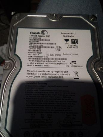 Dysk twardy HDD 500GB