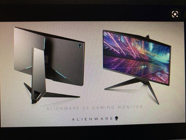 Monitor Alienware 24 240hz FHD