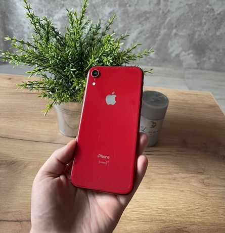 Iphone Xr 64gb. Red Магазин! Обмен!