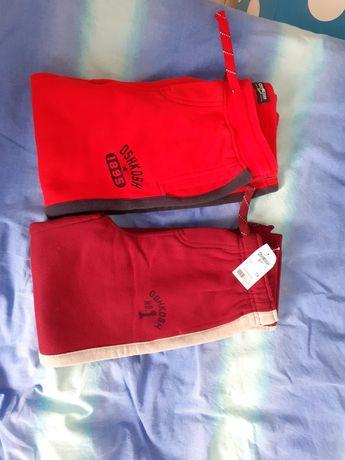 Spodnie dresowe, dresy oshkosh dla 7 latka