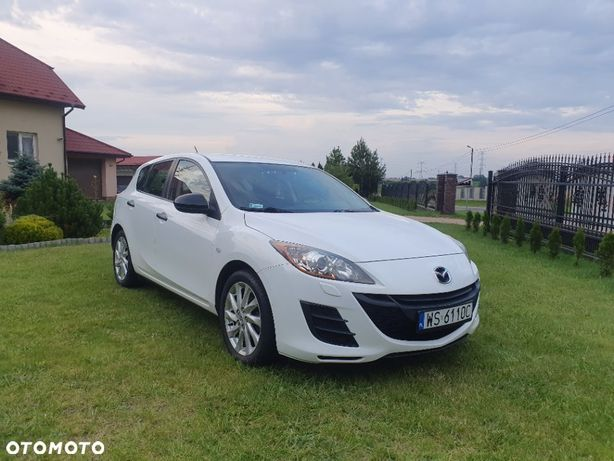 Mazda 3 1.6 Benzyna Zadbana Zarejestrowana Podgrzewane Fotele+2