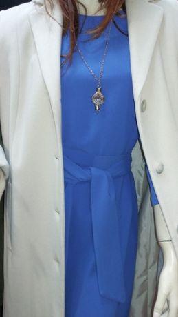 Пальто женское белое шерсть плюс кашемир 54 размер весеннее
