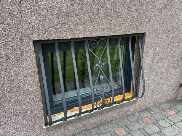 Krata kuta na okno 4 szt