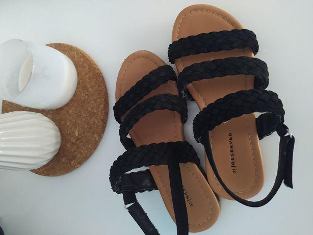 Sandały Reserved rozmiar 31