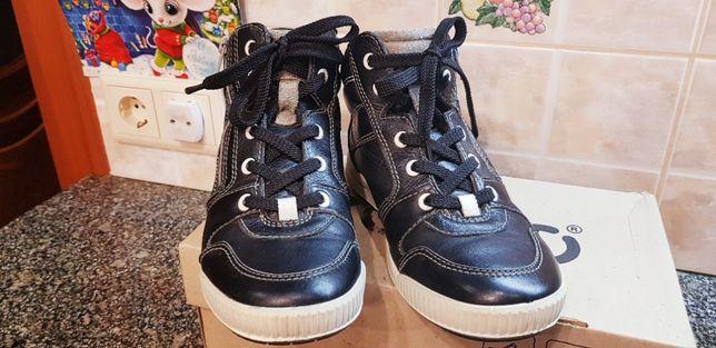 Продам демисезонные ботинки ECCO 23 см