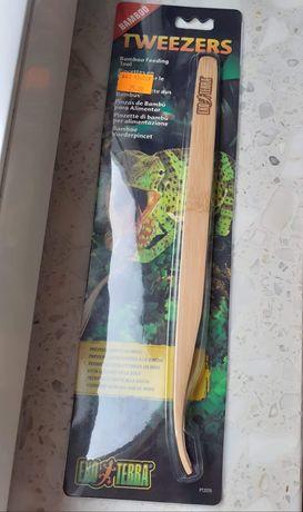 Pęseta bambusowa ExoTerra