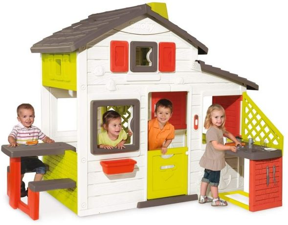 Домик Будиночок для детей Smoby 810202.