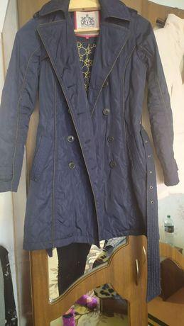 Тренч пальто демисезонное
