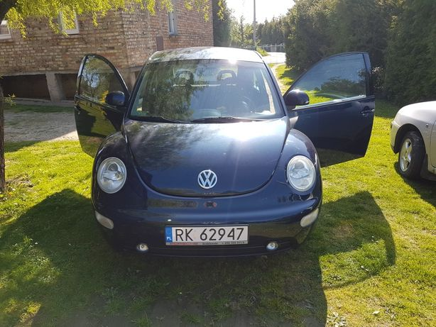 Volkswagen New Beetle!
