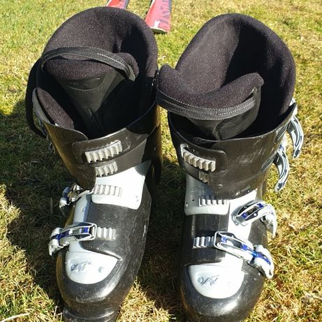 Narty i buty rozmiar 45
