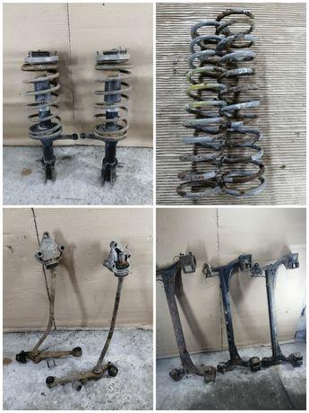 Передние амортизаторы  балка рычаги пружины задние ваз 2108 2109 21099