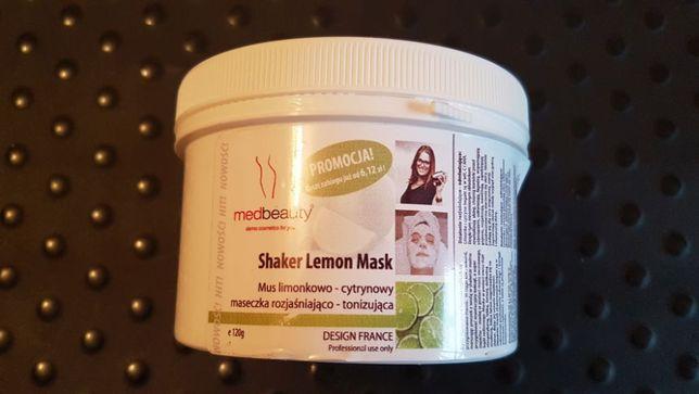 Mus limonkowo-cytrynowy Medbeauty 120 g