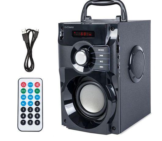 Głośnik przenośny BLUETOOTH Overmax Soundbeat 2.0 USB Radio
