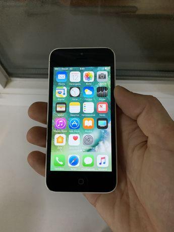 Iphone 5c 16gb неверлок все работает