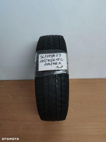OPONA ZIMOWA BUS HANKOOK 195/70/15 R15C 104/102R