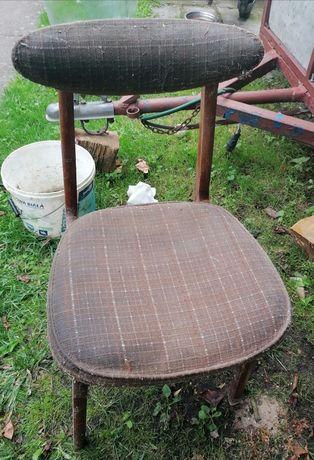 Krzesła radomsko /thonet stare prl 4 sztuki, krzesło  Rajmund Hałas