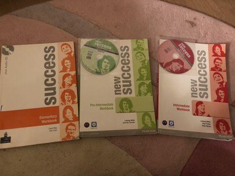 Книги Workbook (черно белые)New Success Elementary (Pre)Intermediate