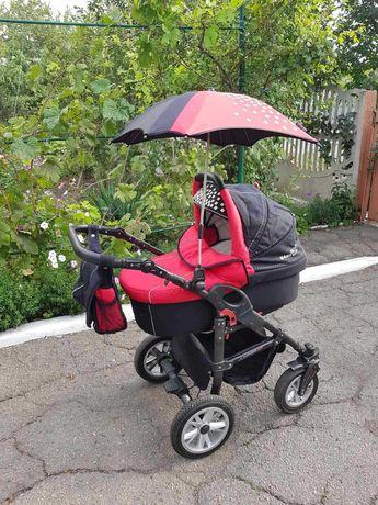 Продам многофункц. детскую универсальную коляску Tako Jumper (2 в 1)