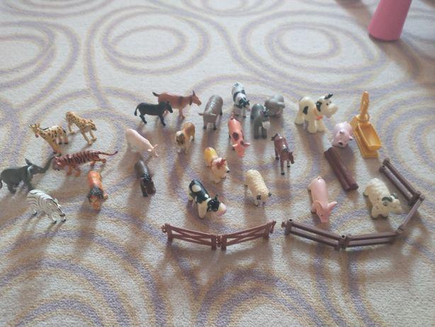 Figurki zwierzęta farma