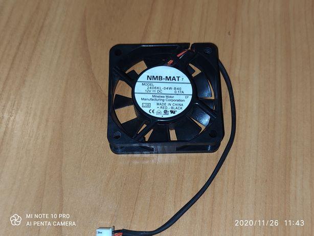 Куллер вентилятор NMB- MAT 12V 60-60-15mm