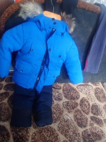 Продам детский комбинезон для мальчика в хорошем состоянии