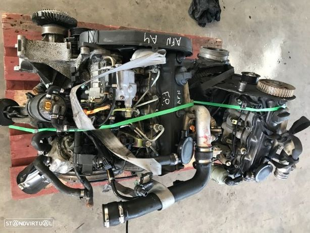 Motor 1.9tdi 110cv AFN