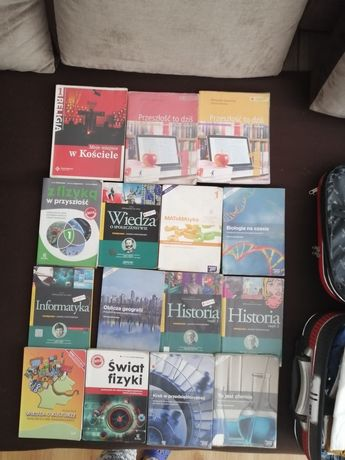 Podręczniki technikum