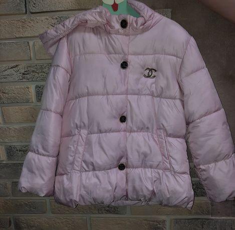Зимняя куртка Chanel
