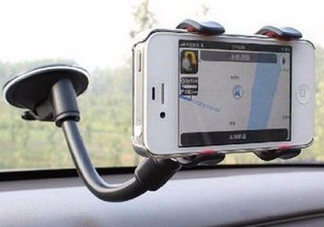 Suporte NOVO para telemóvel, GPS para o vidro do carro
