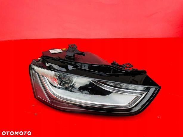 LAMPA PRAWA AUDI A4 B8 8K0 LIFT BI XENON LED EUROP