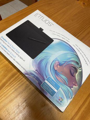Wacom intuos ART - mesa digitalizadora pen e touch