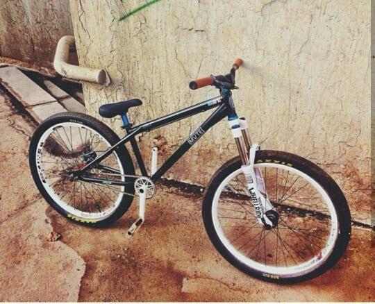 Велосипед mtb street dirt