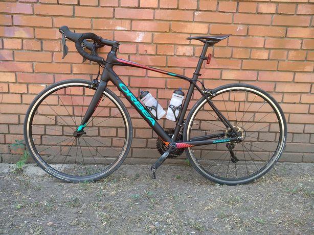 Шоссейный велосипед Orbea AVANT H50 2019 53 Black-Pink-Jade