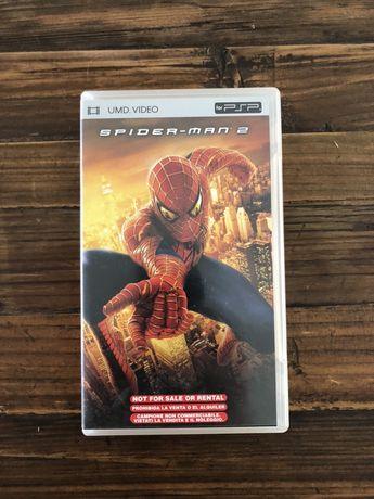 Filme homem aranha para PSP