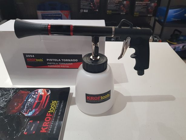 Tornador de Rolamentos / Pistola Limpeza PROFISSIONAL - PROMO